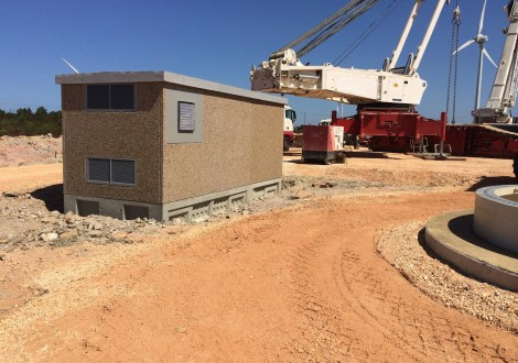 Environmental management and archaeological monitoring: Wind Farm Raposeira - Algarve