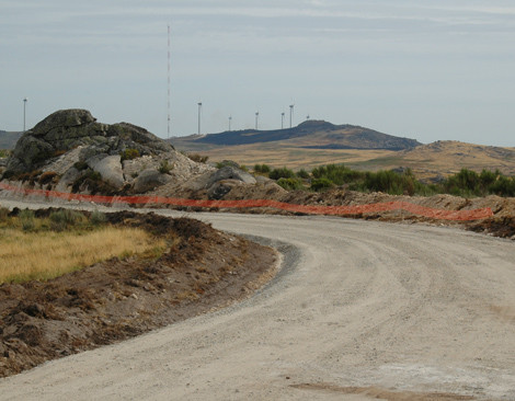 Acompanhamento Ambiental de obra AAO NOCTULA parques eolicos