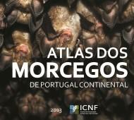 Capa atlas dos morcegos Portugal continental