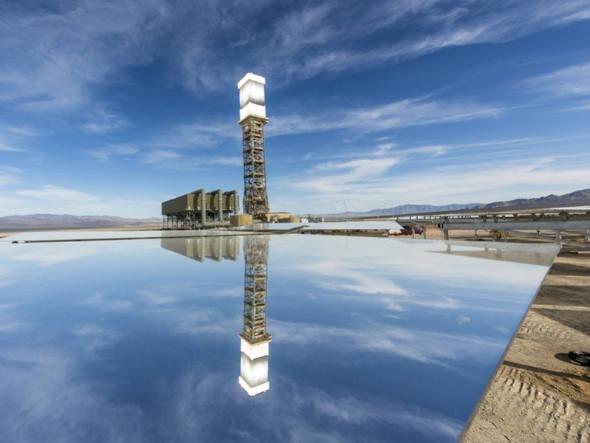 central solar eua maior do mundo