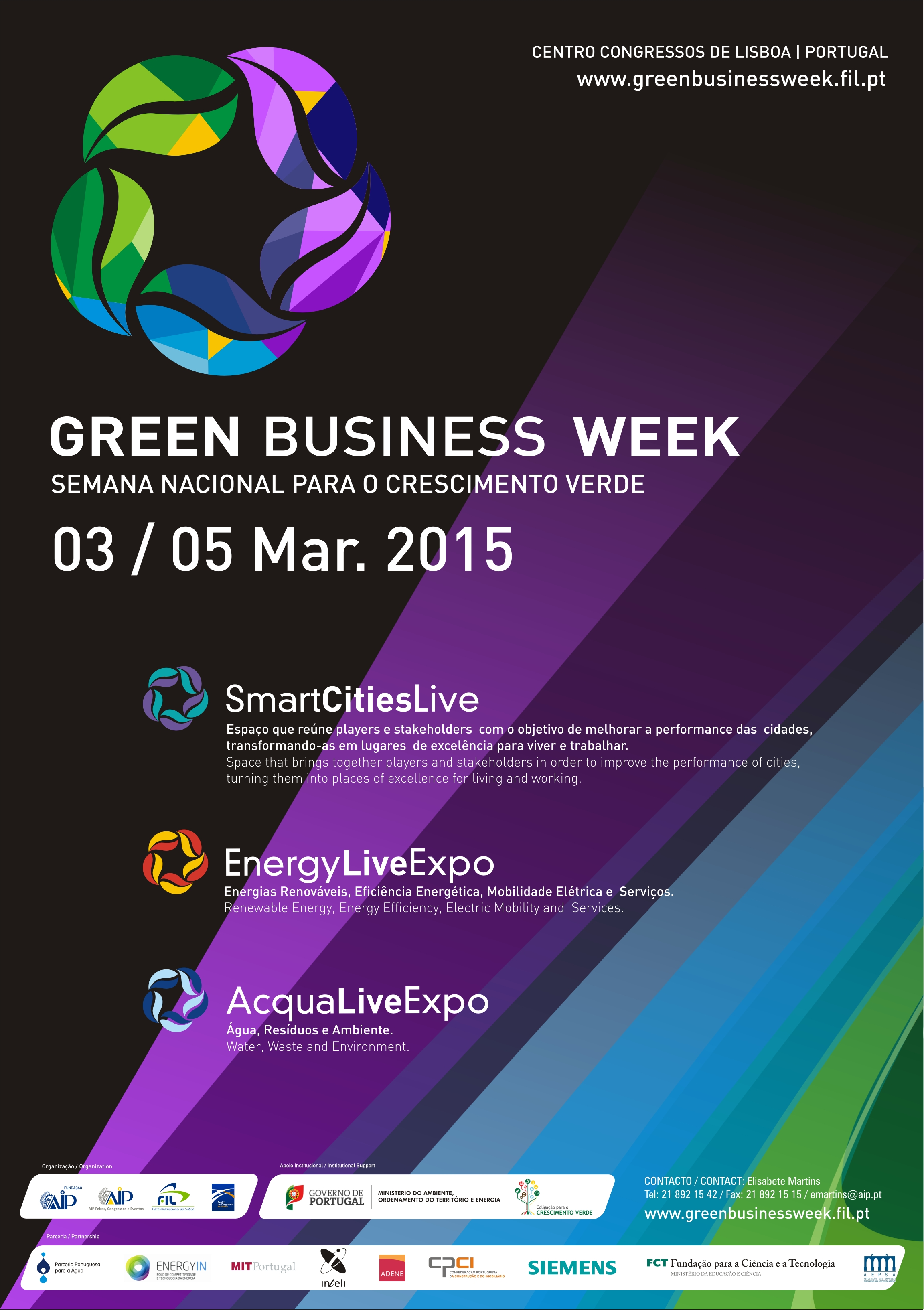 Green Business Week programa