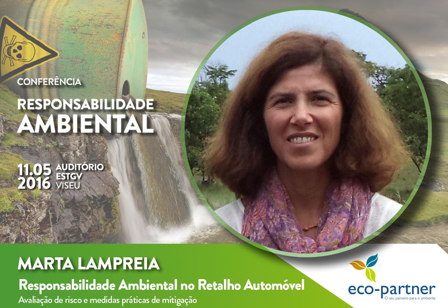 Marta Lampreia conferência responsabilidade ambiental