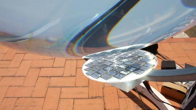 eficiência de painéis solares