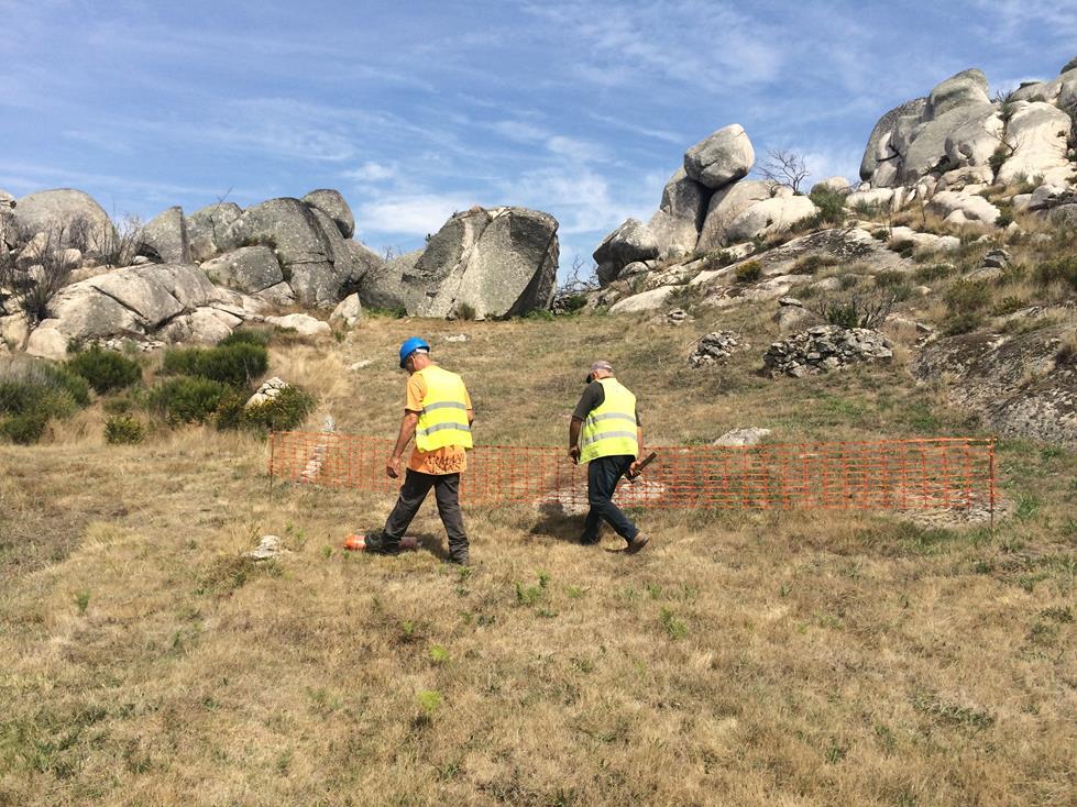 Acompanhamento ambiental e Arqueológico