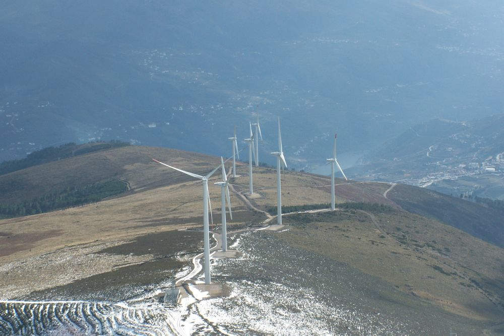 Parque Eólico Teixeiró_Energia Verde
