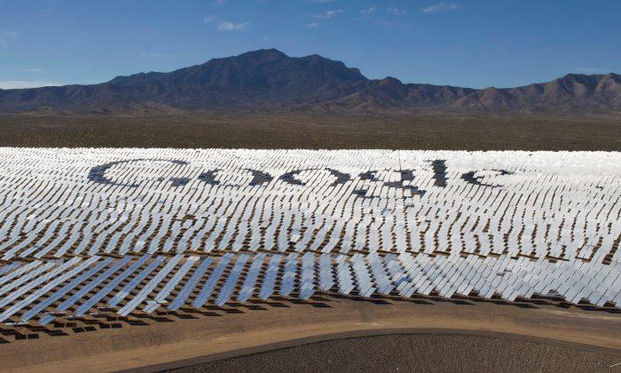 Google vai funcionar 100% a energia renovável