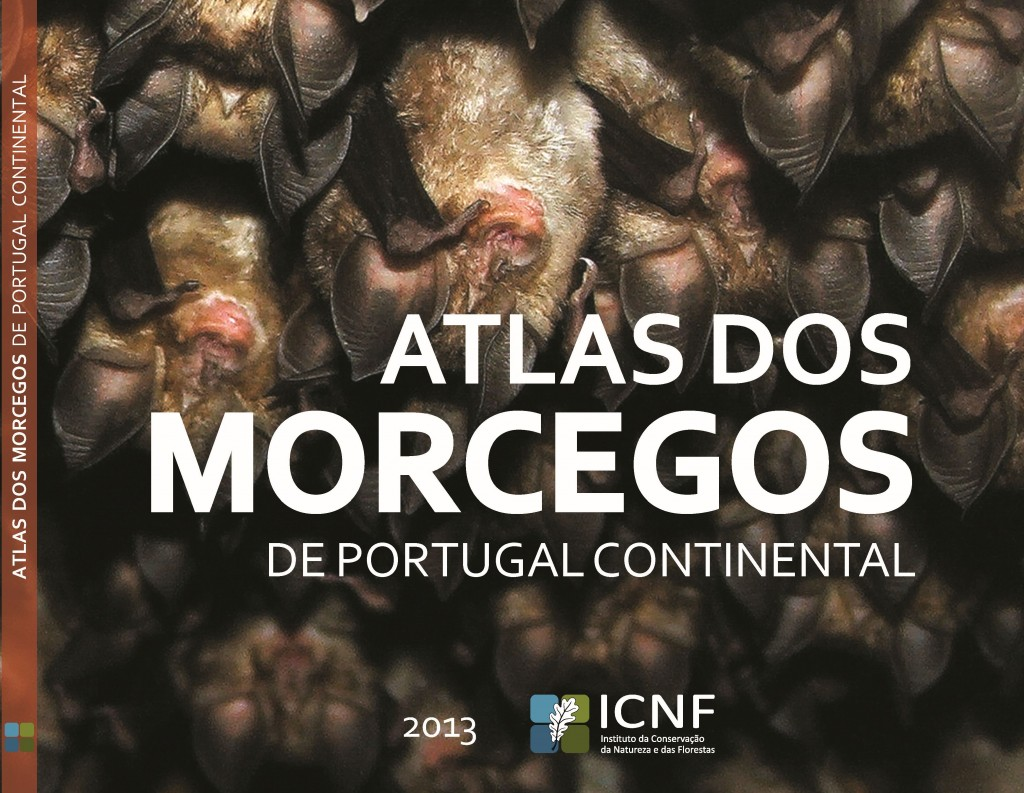 Atlas dos morcegos Portugal continental