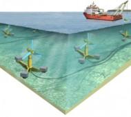MayGen-energia das ondas turbinas submersas
