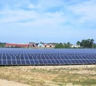 central fotovoltaica da marinha ovar