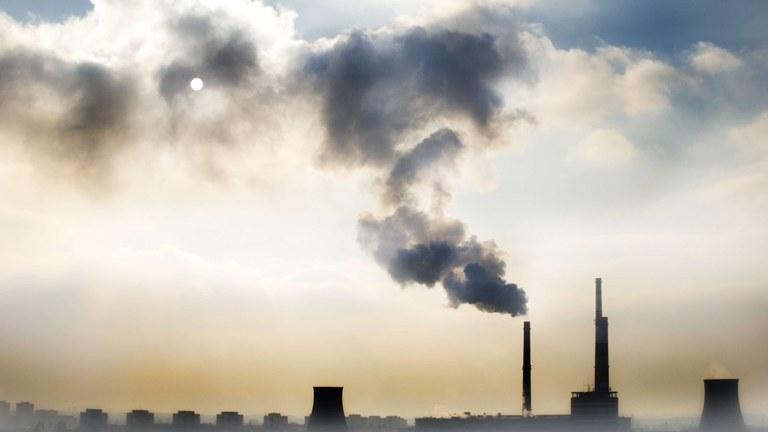alterações climáticas, poluição