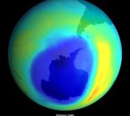 camada do ozono nasa