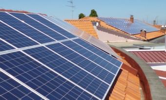 workshop de energias renováveis paines solares telhado