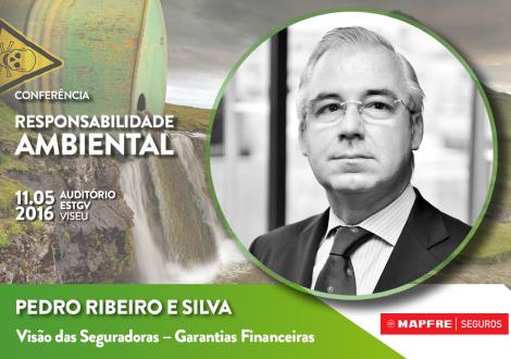 Pedro Ribeiro conferência responsabilidade ambiental