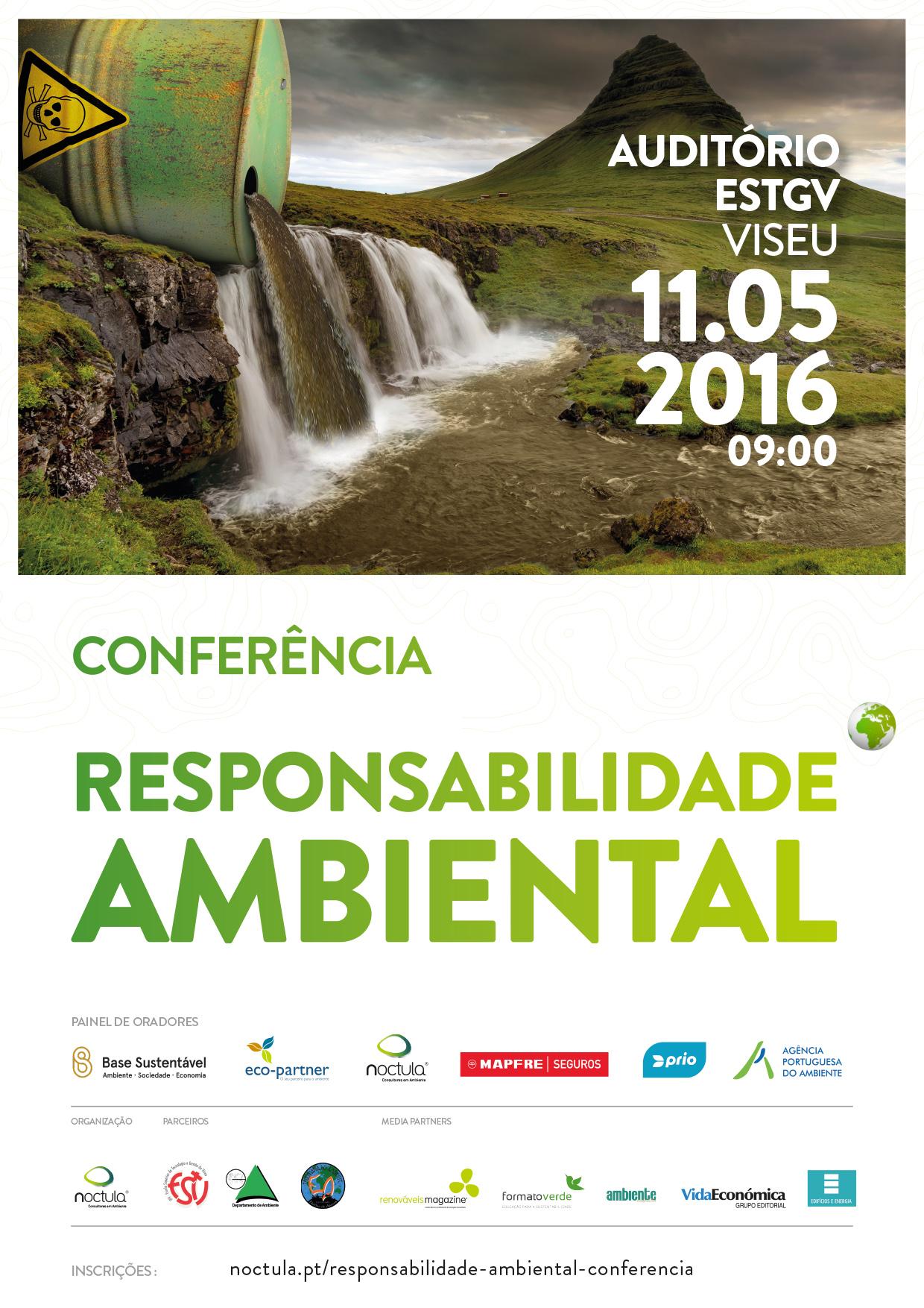 Conferência Responsabilidade Ambiental